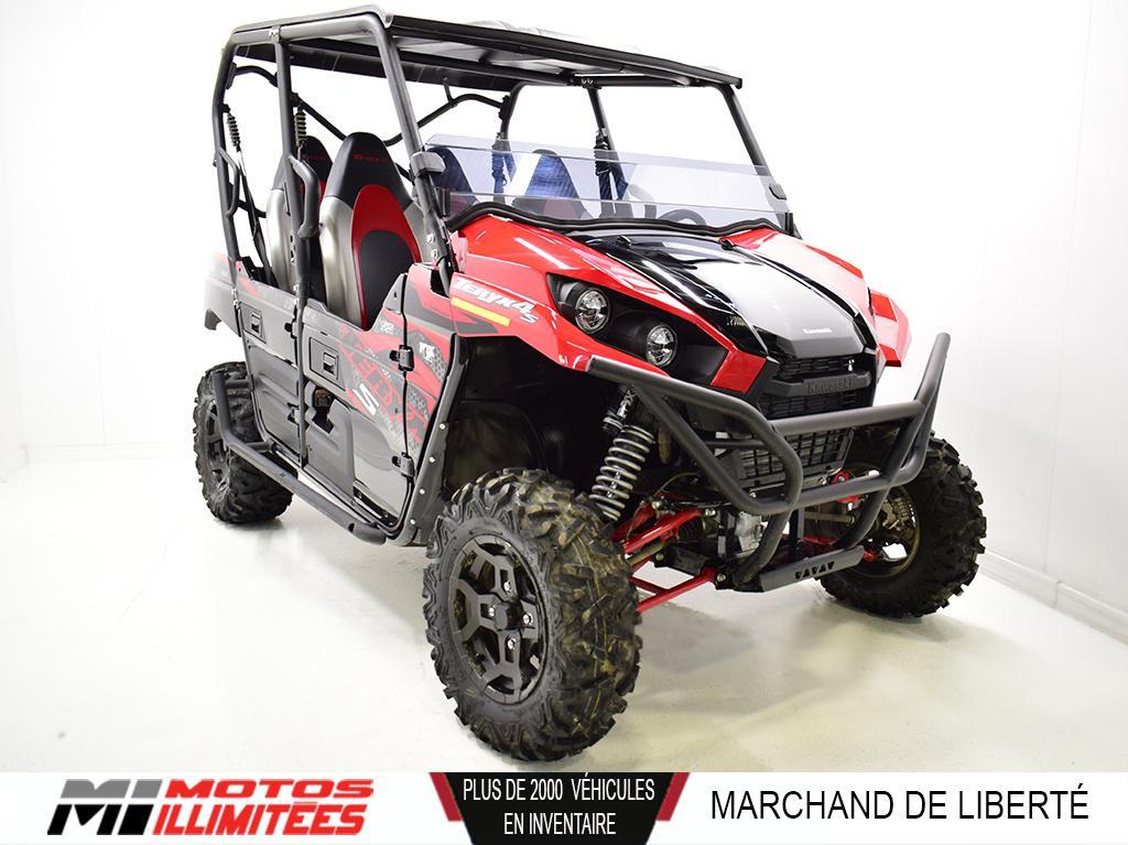 2021 Kawasaki Teryx4 S LE Frais inclus+Taxes