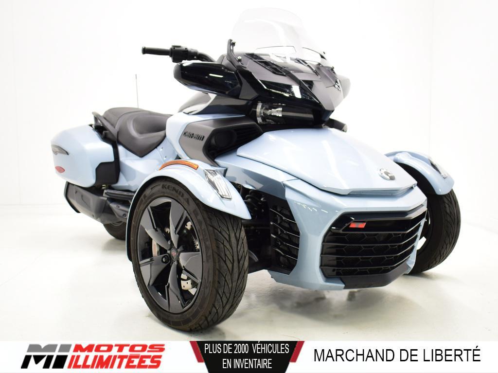 2021 Can-Am Spyder F3-T SE6 Frais inclus+Taxes