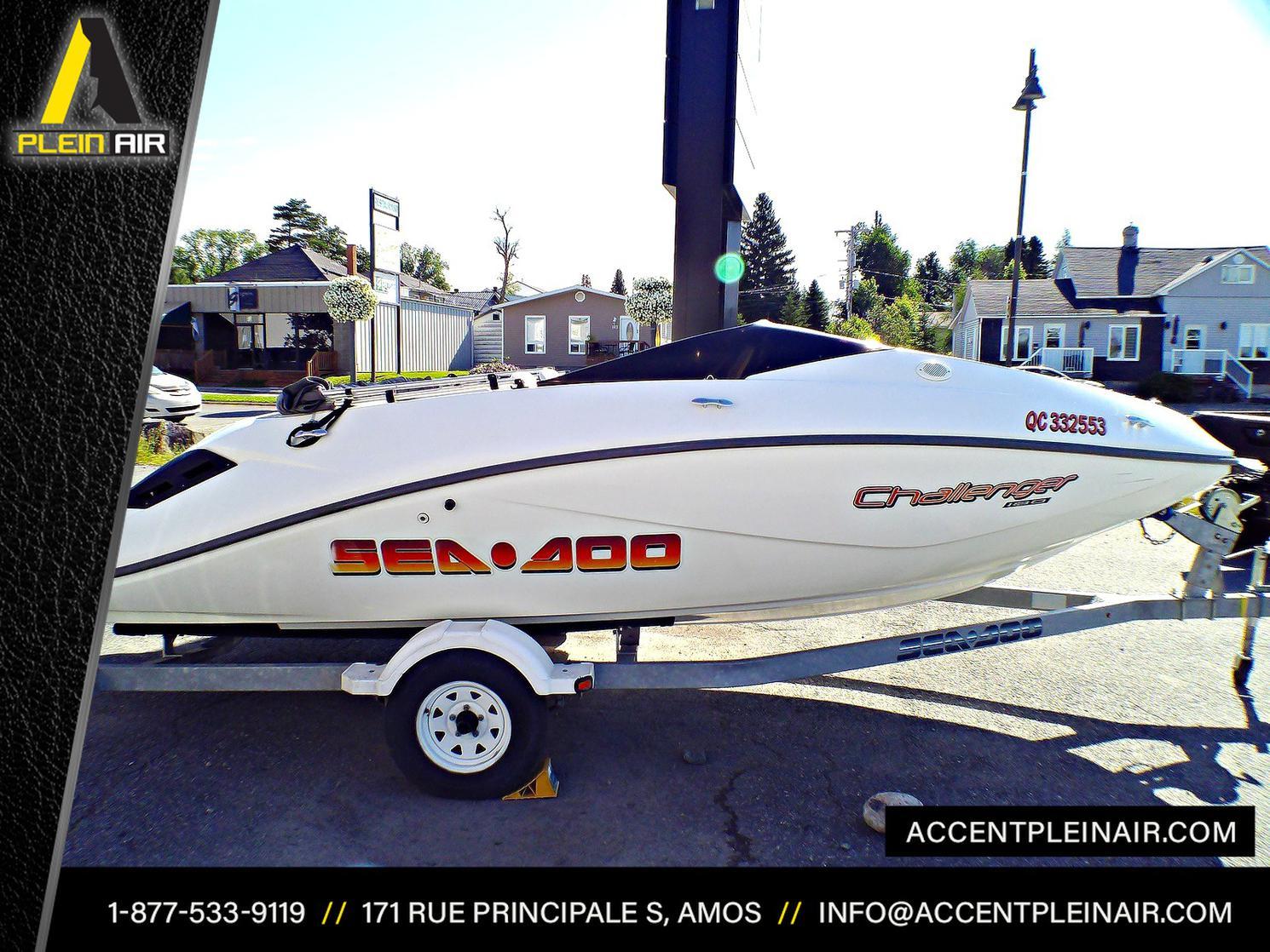 2005 Sea-Doo/BRP CHALLENGER 180