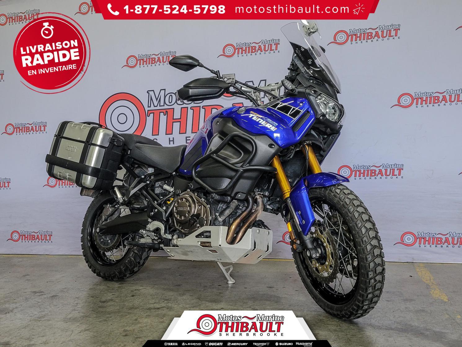 Yamaha Super Tenere - XTZ 1200 2014
