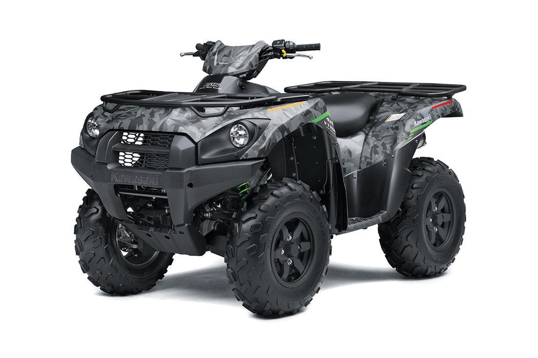 2022 Kawasaki Brute Force 750 4x4i EPS - PENDING SALE