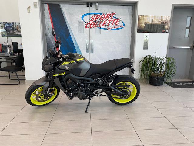 Yamaha MTO 9 2018 - Nicked