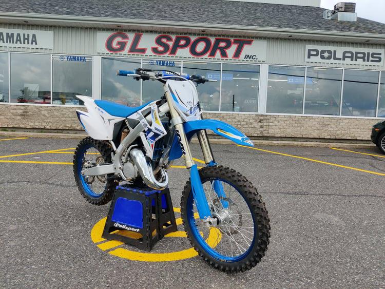 TM Racing MX 125 2S 2021