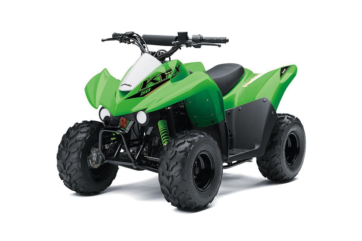 2022 Kawasaki KFX50