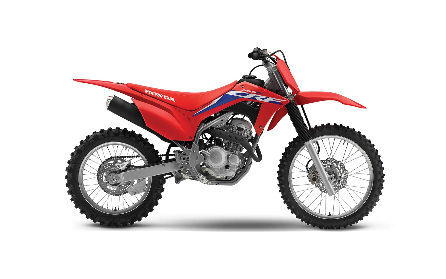 2022 Honda CRF250F Frais inclus+Taxes