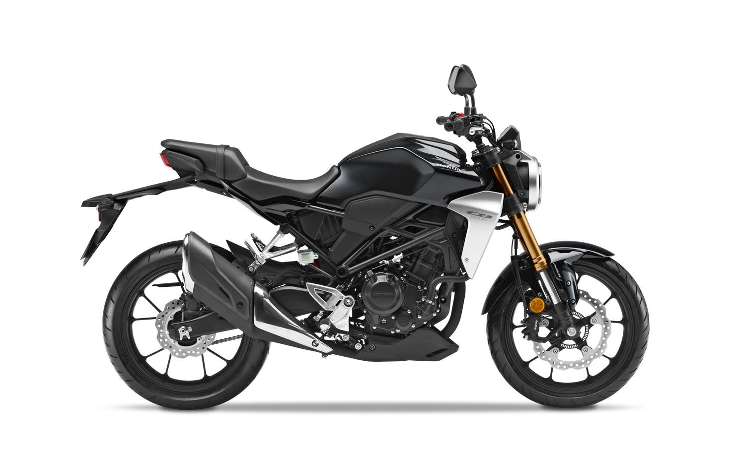 2022 Honda CB300R Frais inclus+Taxes