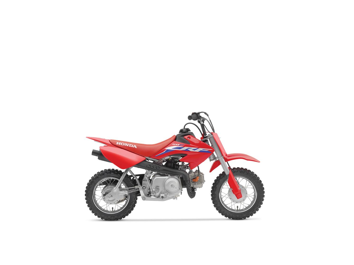 Honda crf50f 2022