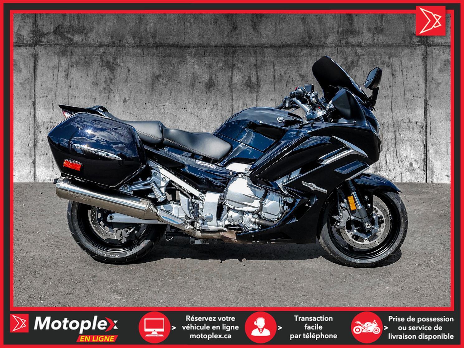 2014 Yamaha FJR 1300-ES 59$/semaine