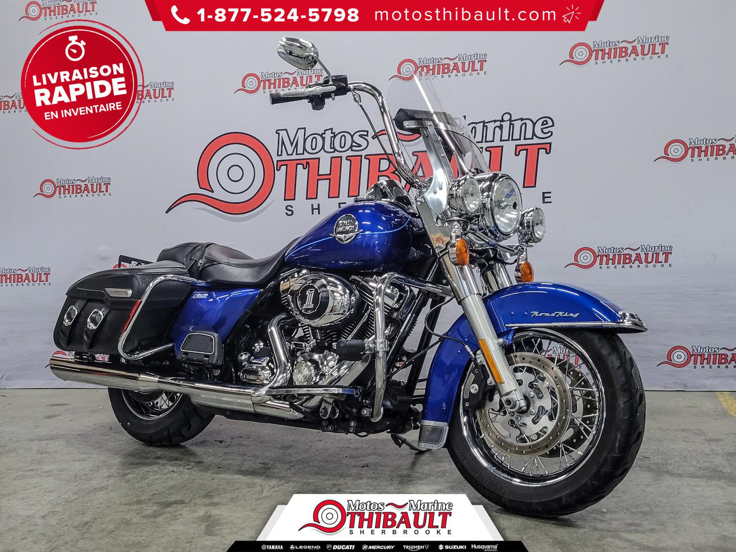 2009 Harley-Davidson FLHRC Road King Classic