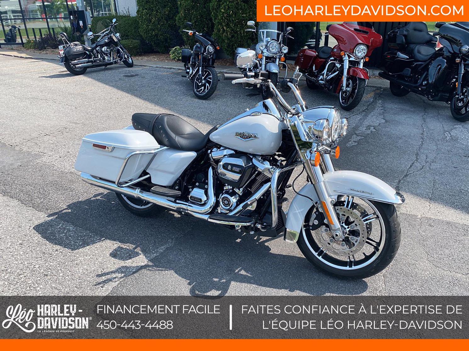 Harley-Davidson FL-Road King 2020 - FLHR