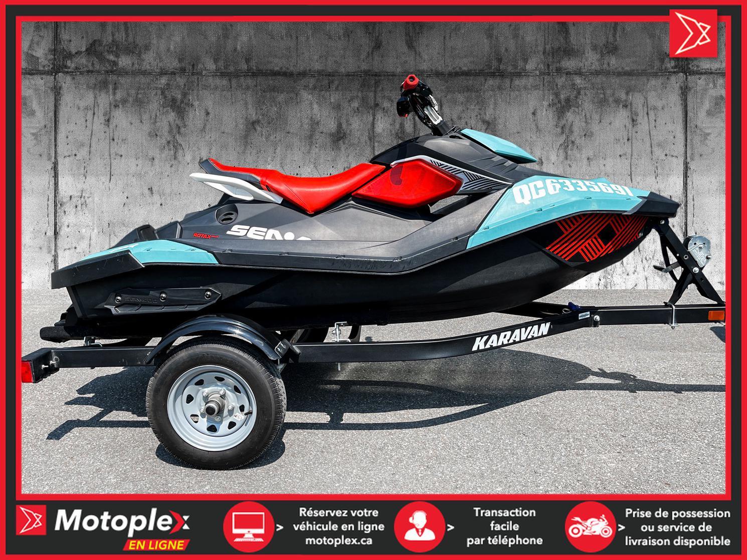 2018 Sea-Doo SPARK TRIXX IBR - 42$/semaine