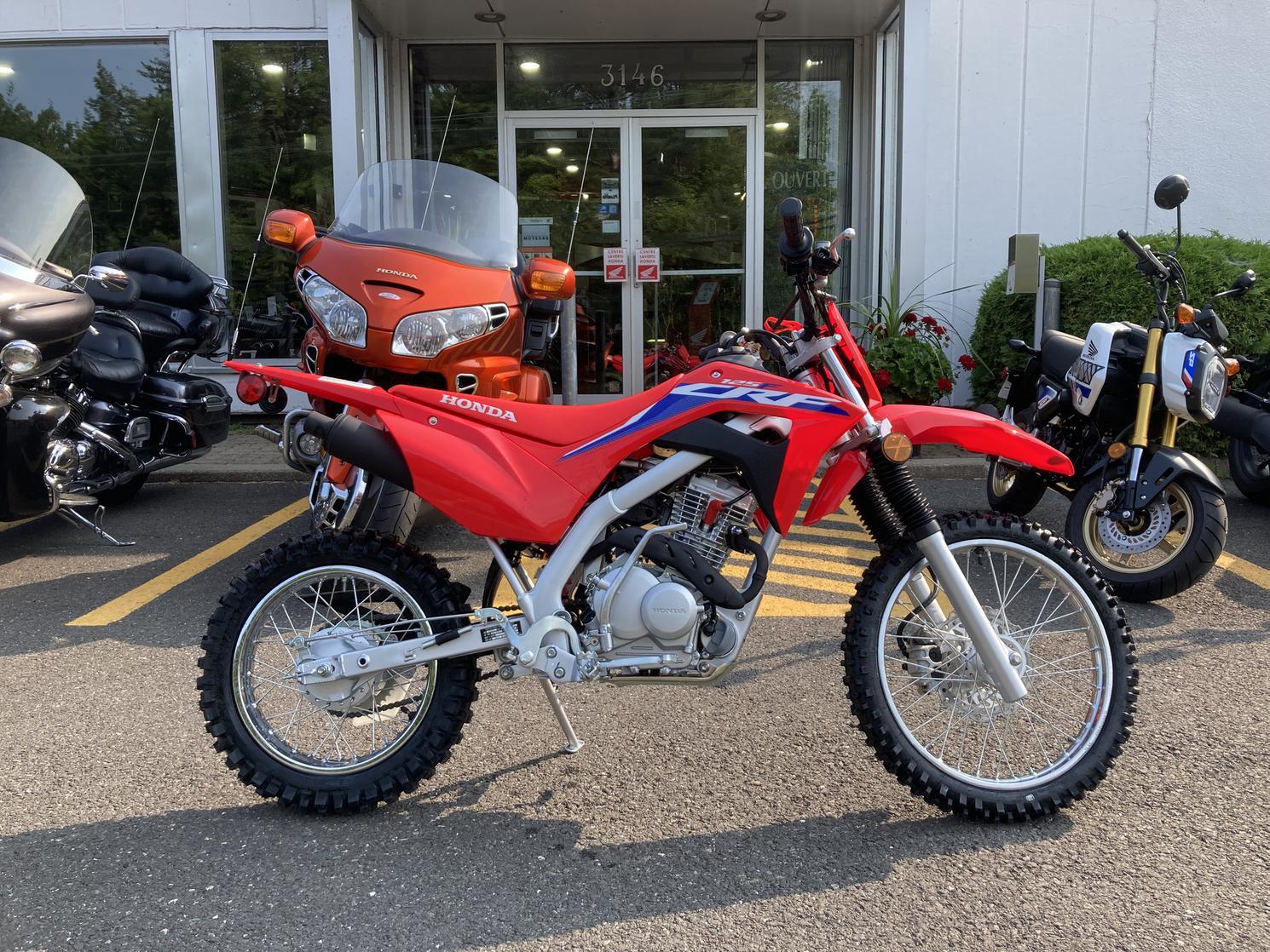 Honda CRF 125 FN 2022