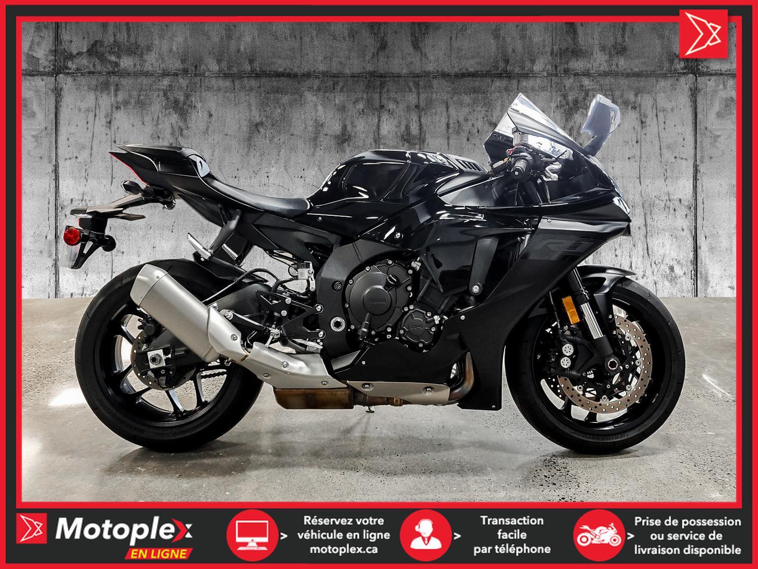 2020 Yamaha YZF R1 62$/semaine