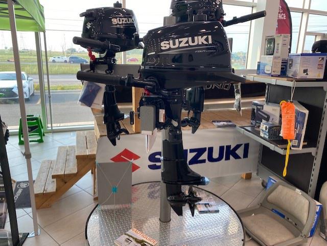 Suzuki DF4AS 2021