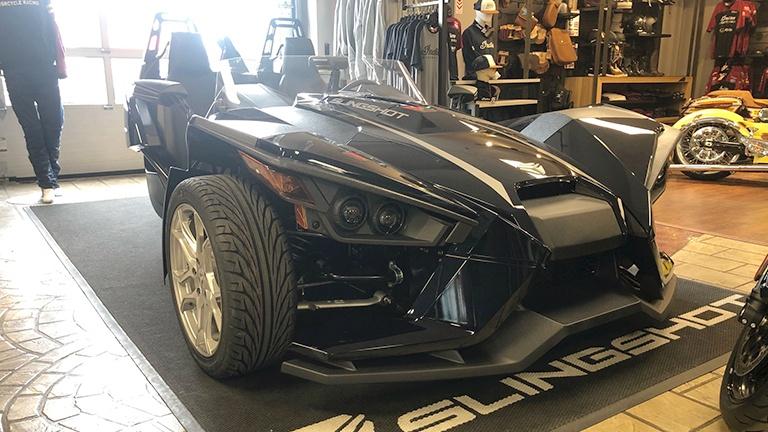 2021 Polaris Slingshot SL AutoDrive Un en inventaire. Frais inclus+Taxes