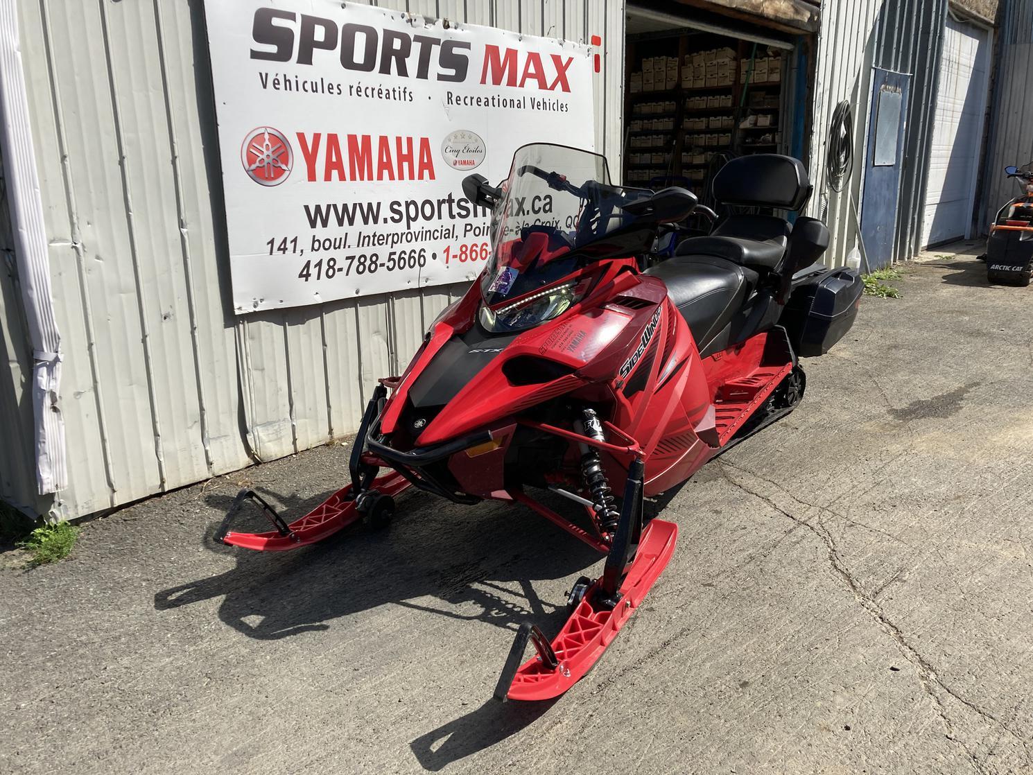 2020 Yamaha SIDEWINDER S-TX GT - USAGER/USED