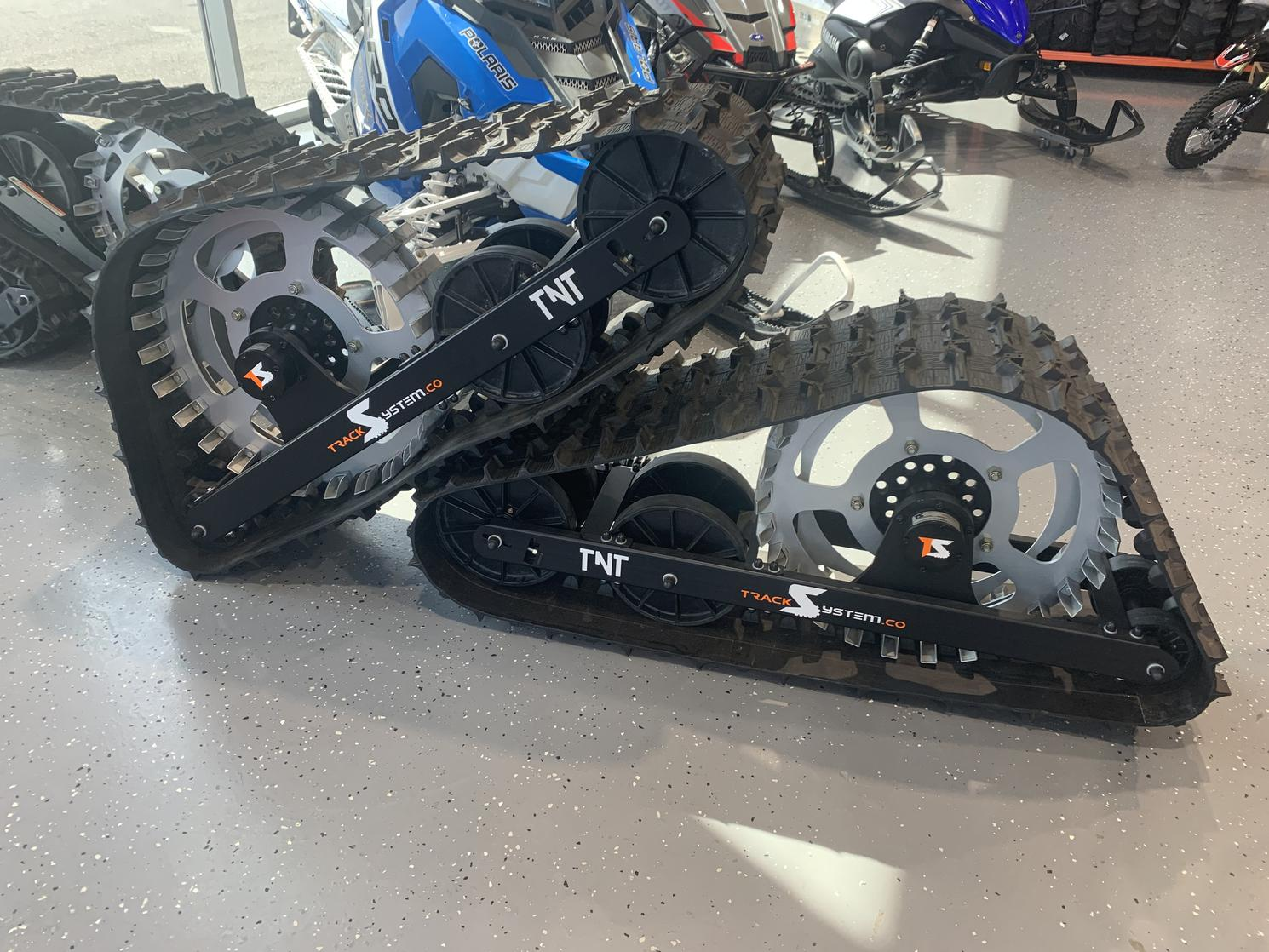 Can-Am TNT TRACK SYSTEM CANADA 2020
