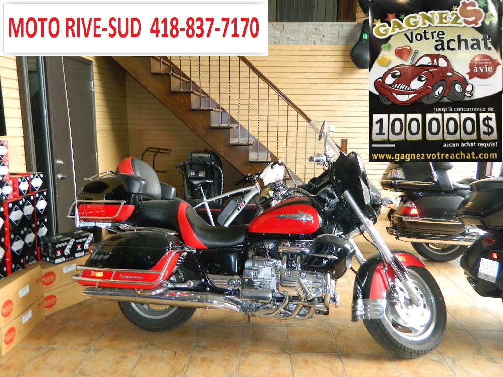 2000 Honda GL 1500 VALKYRIE