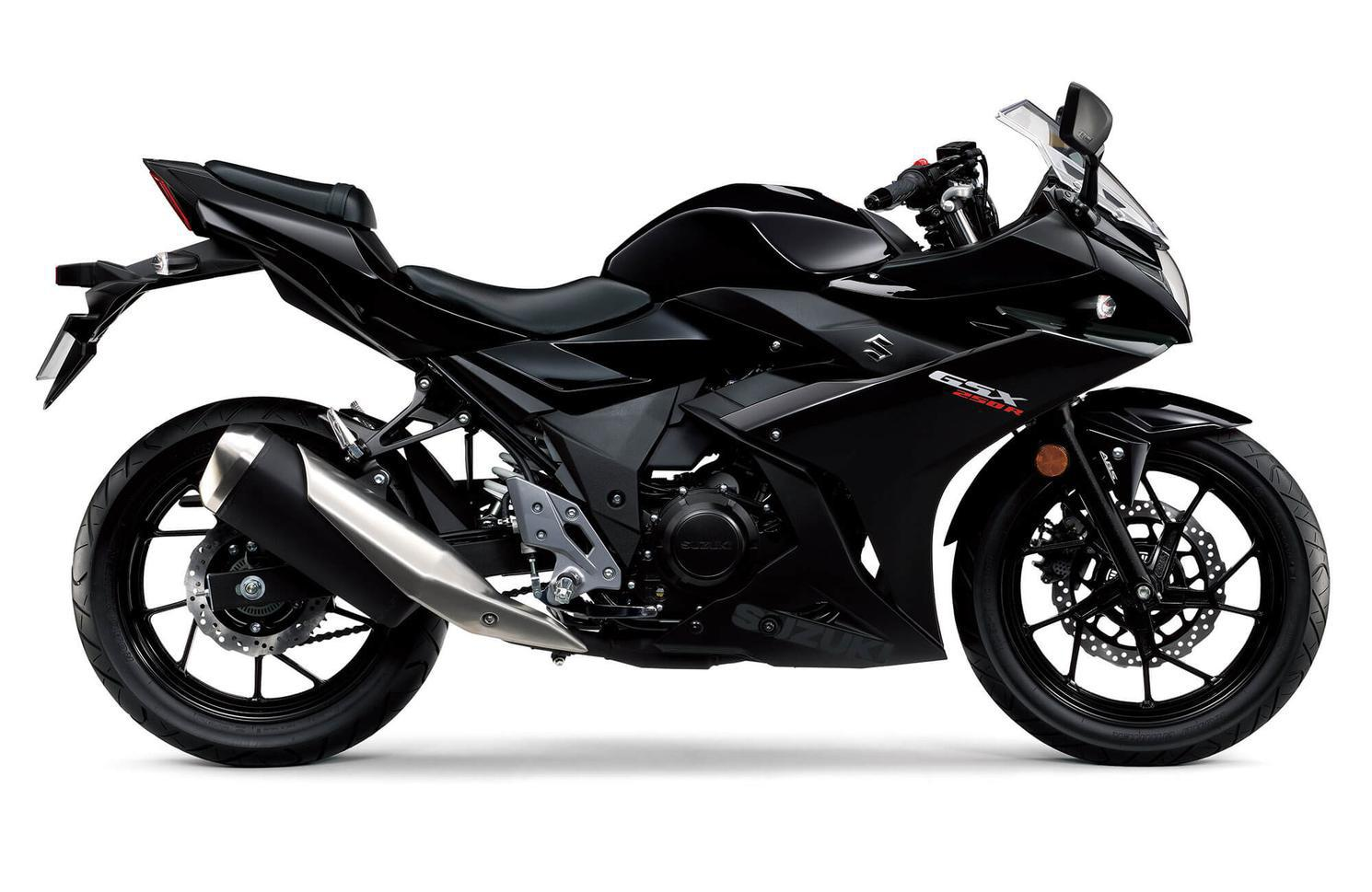 2020 Suzuki GSX250R - MOTO SPORT TOURING