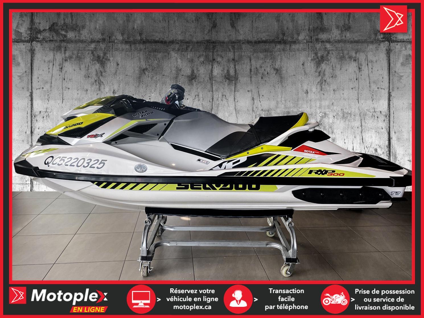 2016 Sea-Doo RXPX 300 - 69$/semaine