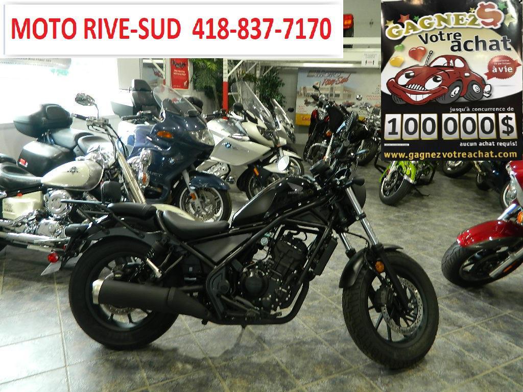 2020 Honda CMX REBEL 300A