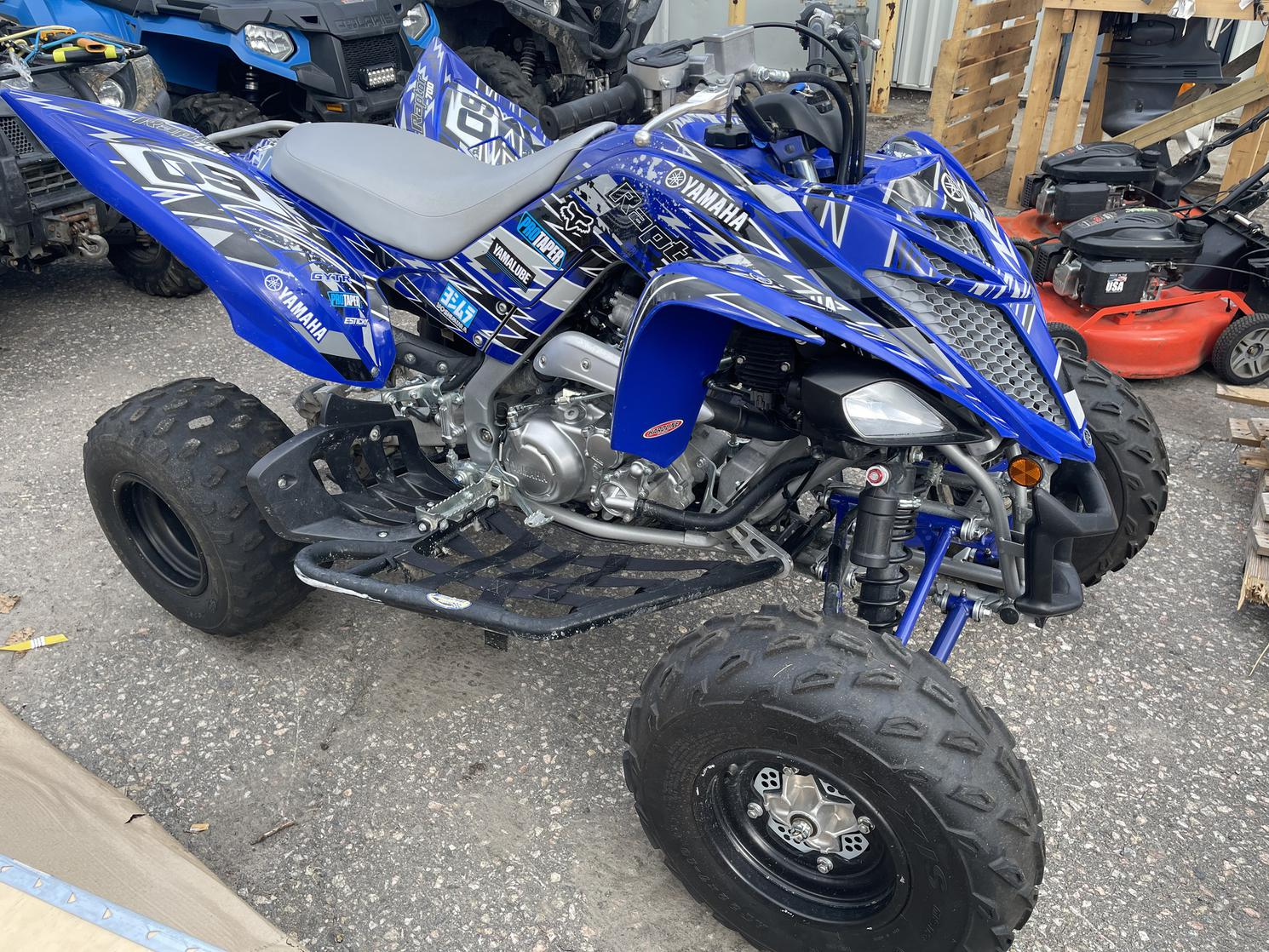 Yamaha Raptor 700 R - YF70RXLL 2020