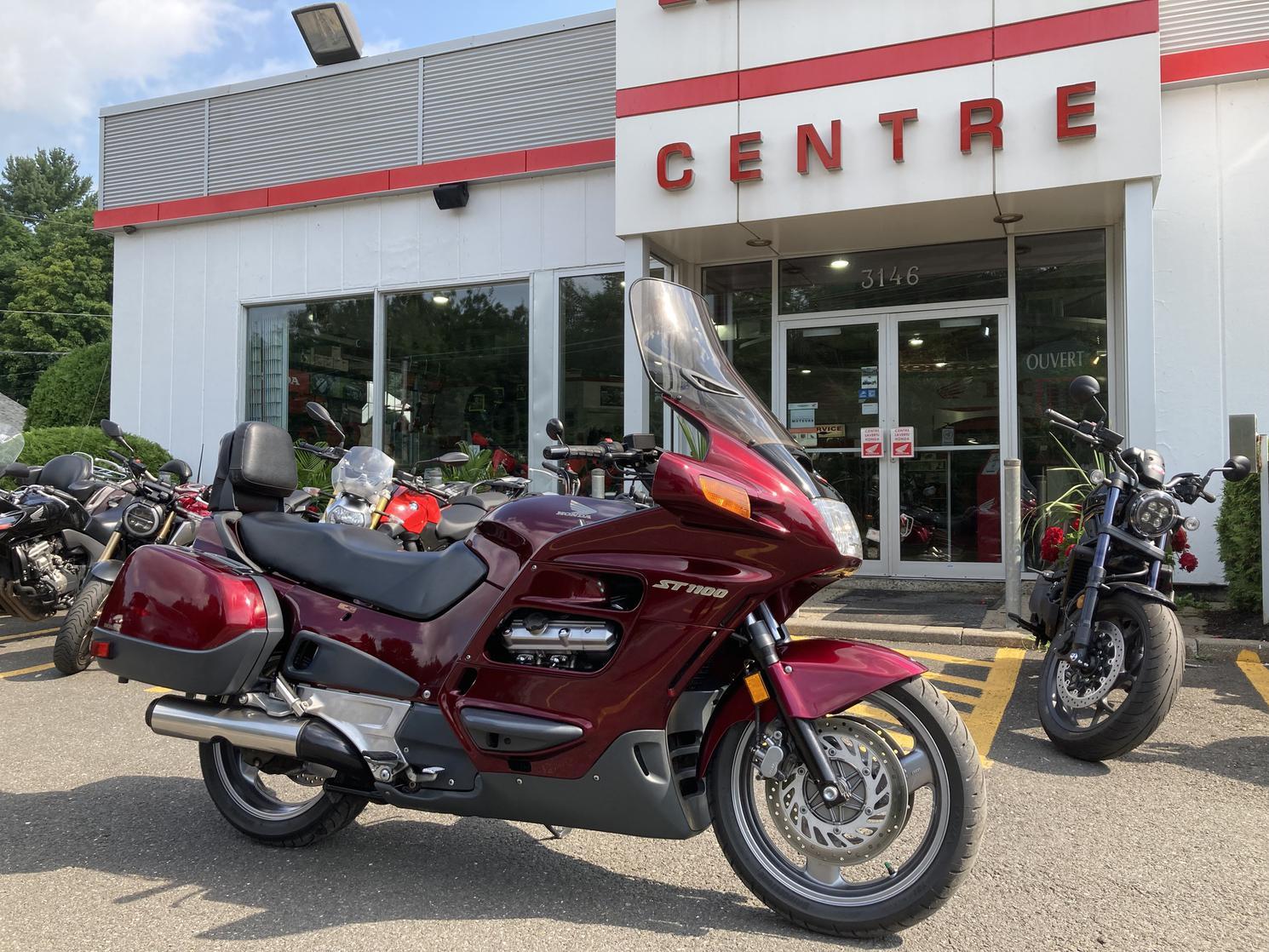 2000 Honda ST 1100