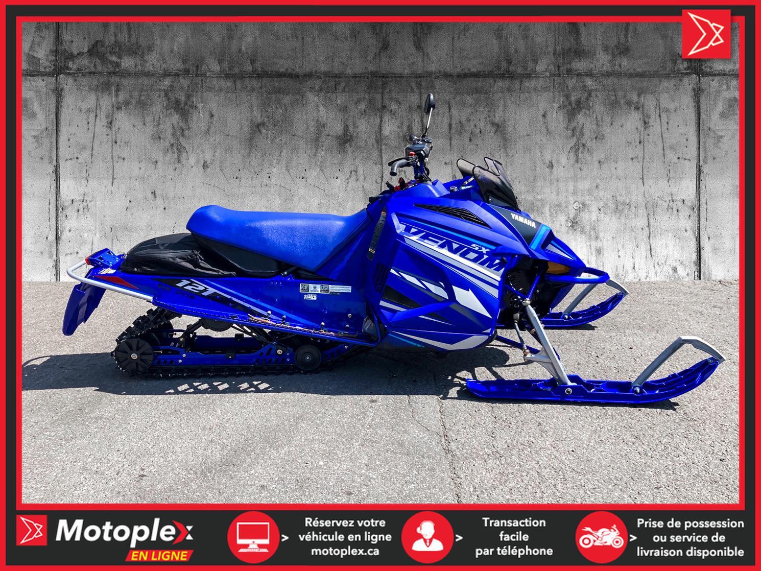 2021 Yamaha SX VENOM 400 121 - 36$/SEMAINE