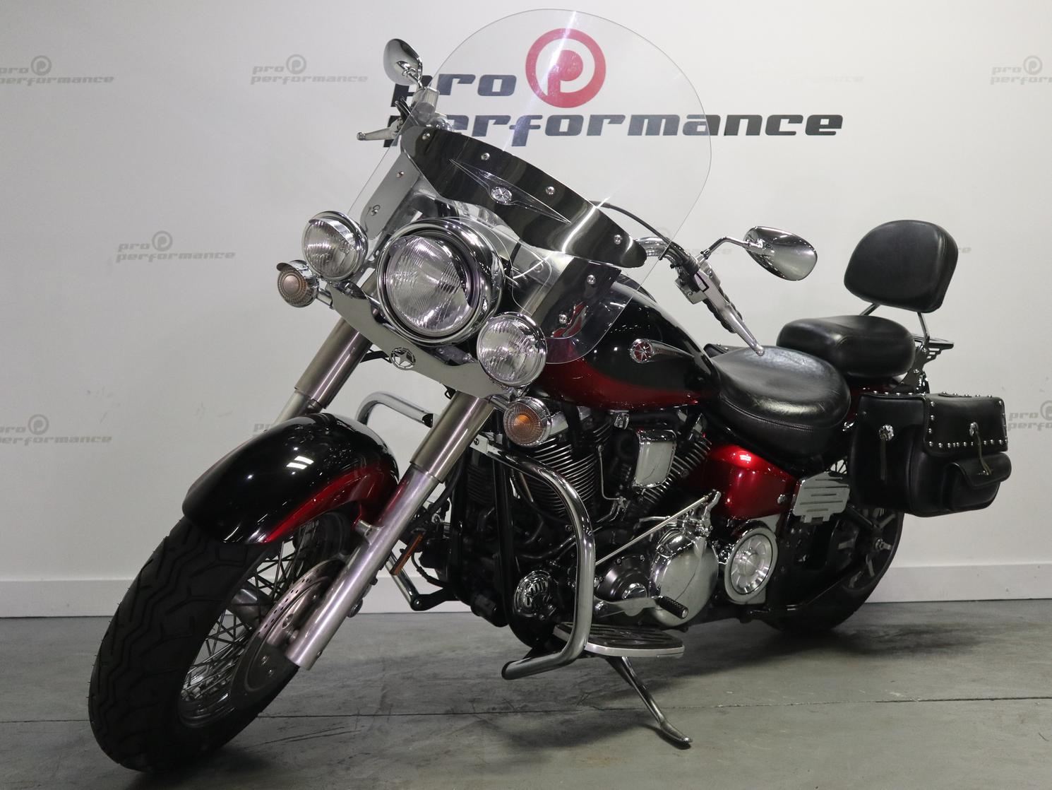 2004 Yamaha Road Star XV1700