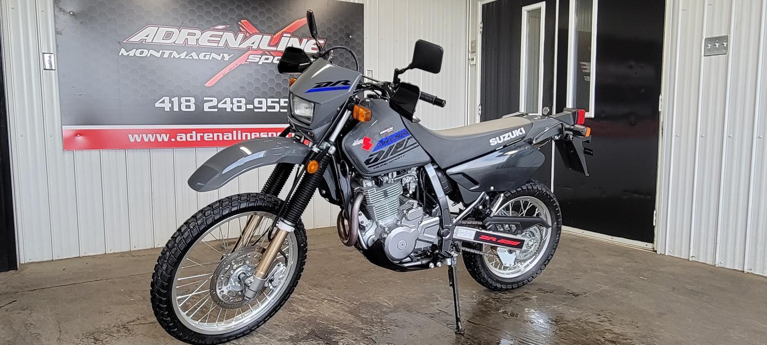 2020 Suzuki DR650