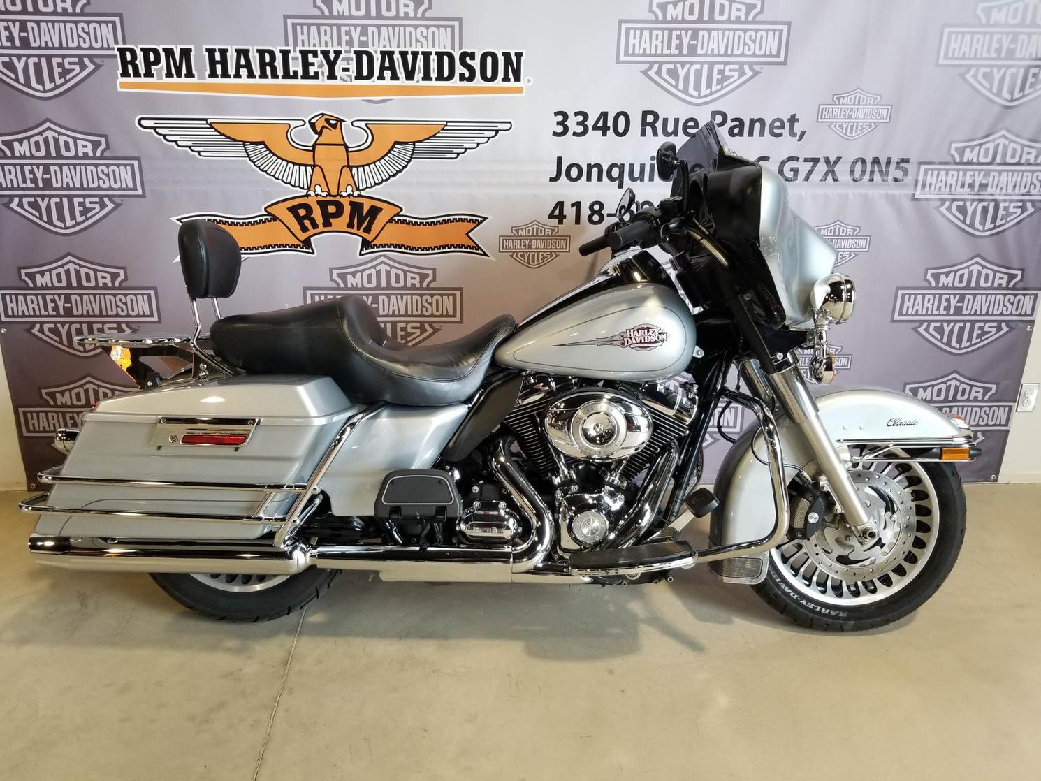 BB656424 Harley-Davidson Electra Glide 2011