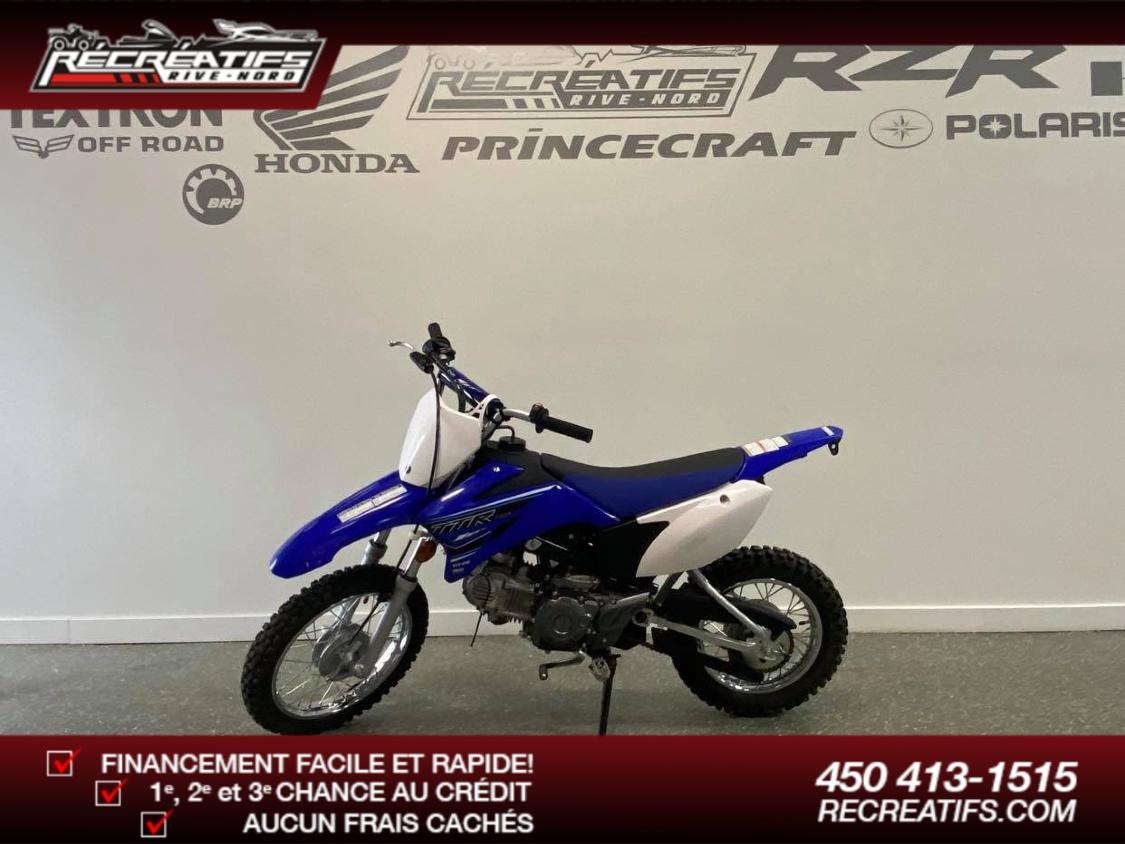 Yamaha TTR 2022 - 110