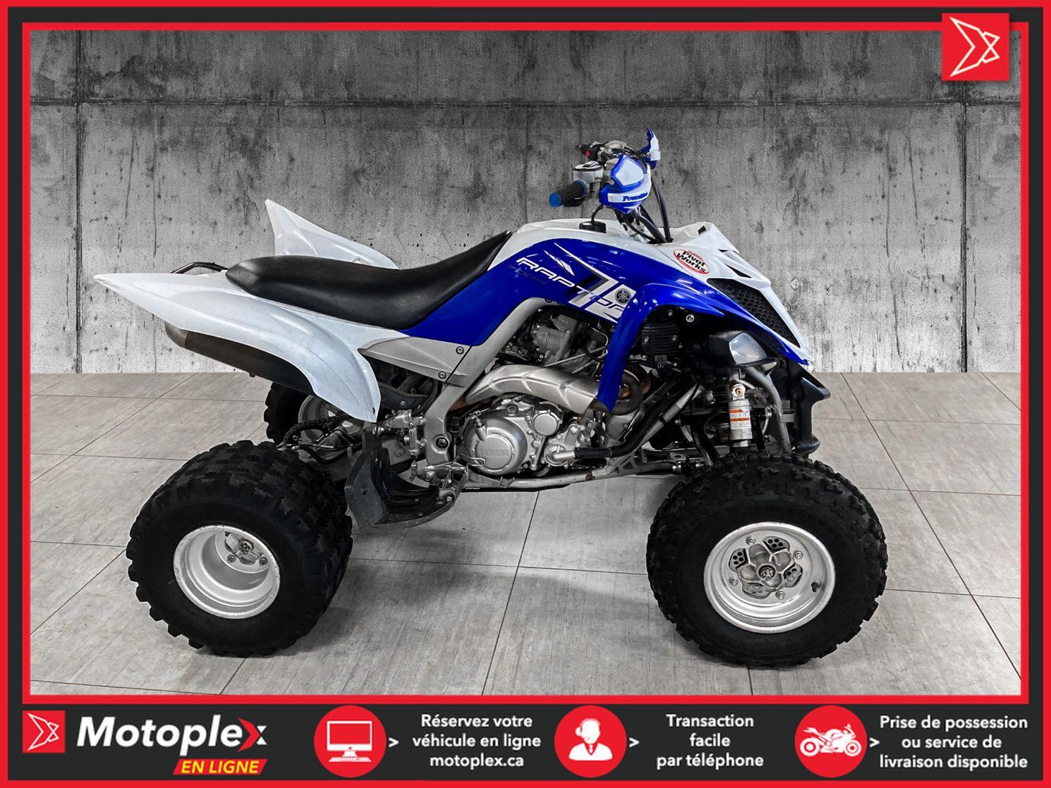 2013 Yamaha RAPTOR 700R - 45$/semaine