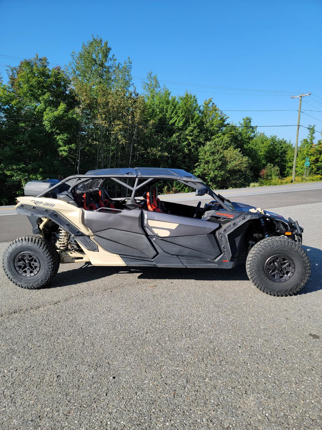 2021 Can-Am X3 MAX turbo RR XDS RR
