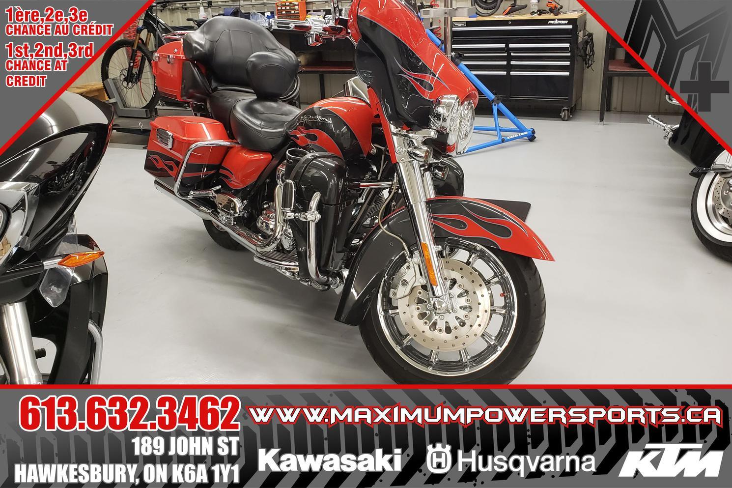 2010 Harley-Davidson FLHTC