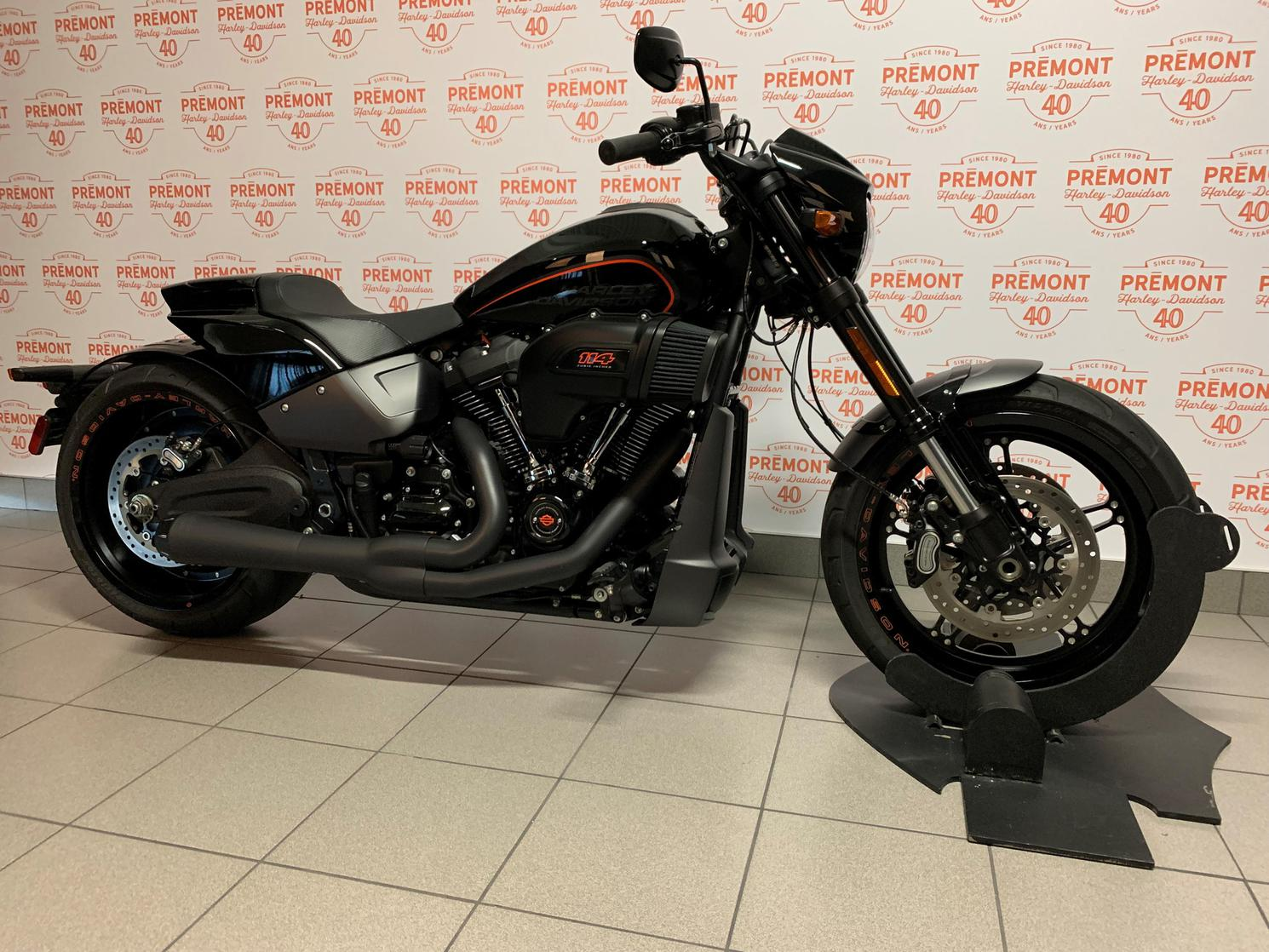 Harley-Davidson FXDRS 2019