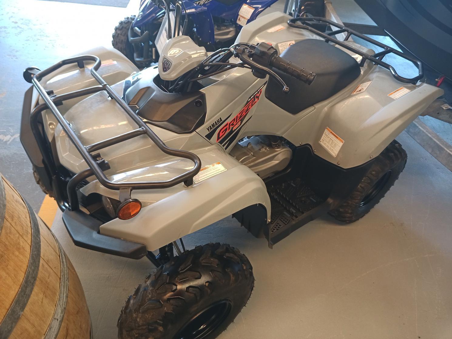 2021 Yamaha YF09GMS - YF09GMS GRIZZLY 90