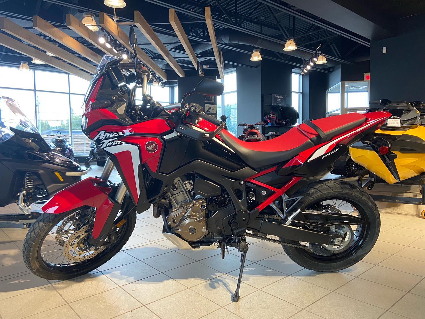 2020 Honda CRF1100LDL DCT