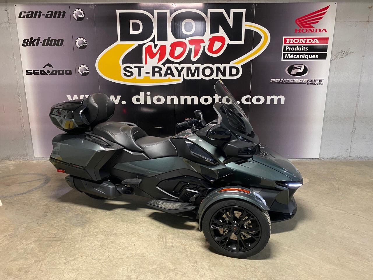 Can-Am Spyder RT  Limited SE6 2021