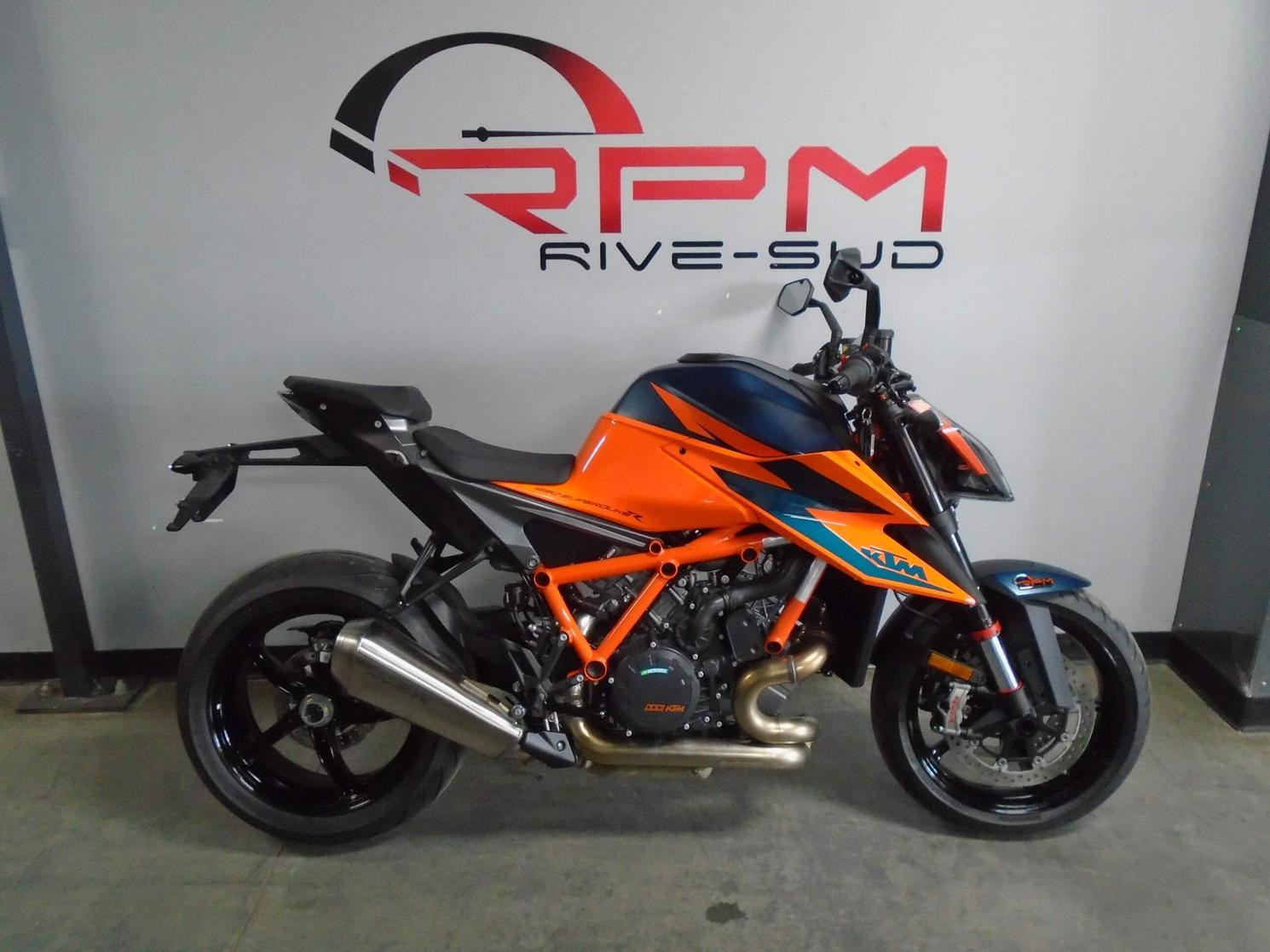 2021 KTM 1290 SUPER DUKE R DEMO