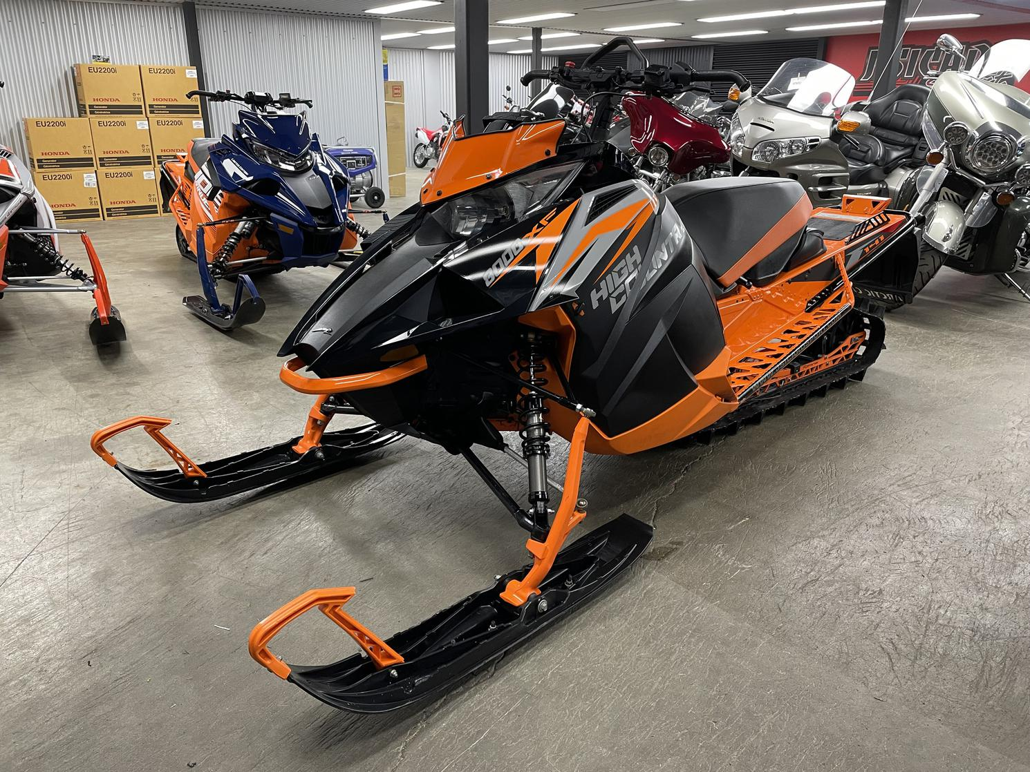 Arctic Cat XF8000 HIGH COUNTRY 2019