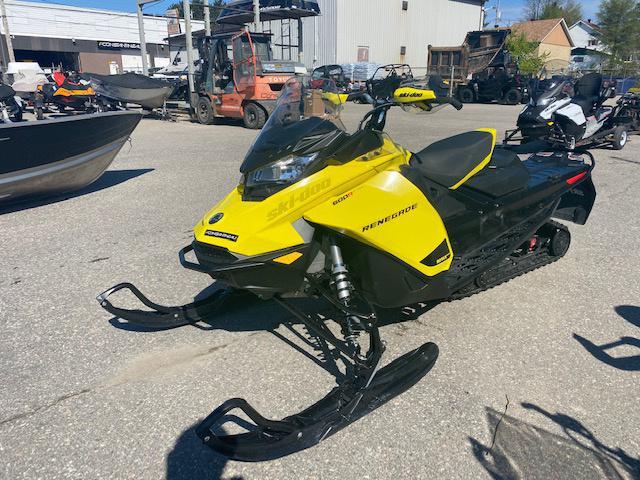 Ski-Doo Renegade Adrenaline 600R E-Tec 2021