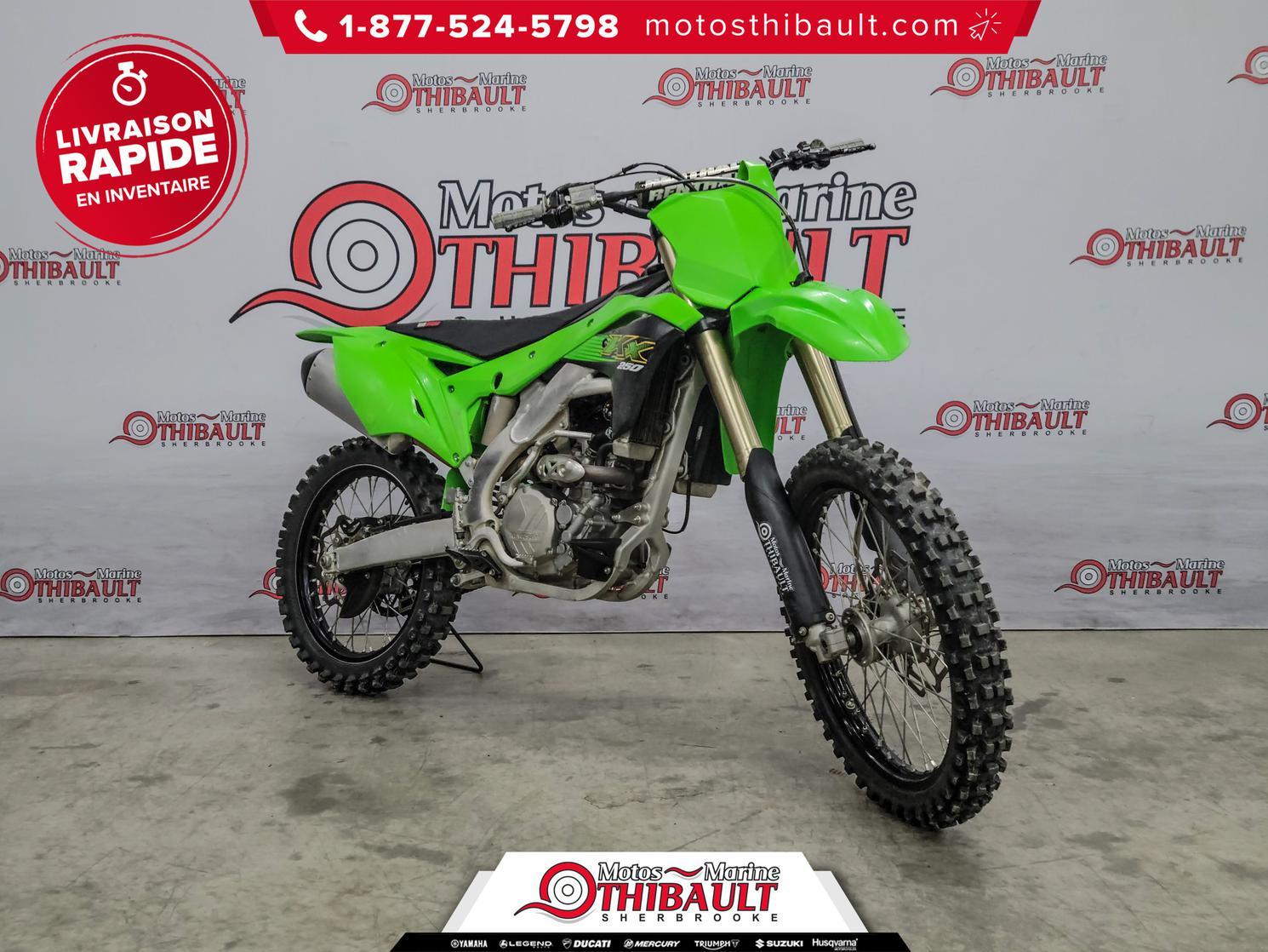 Kawasaki KX 250 - Motocross 2020