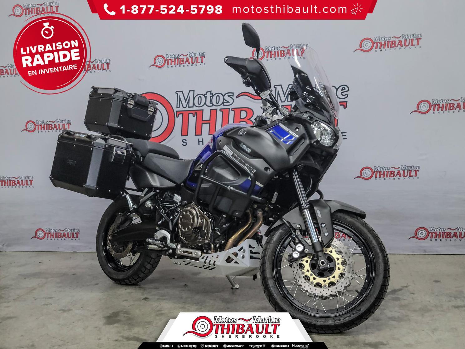 Yamaha Super Tenere ES 2018 - XTZ 1200 ES