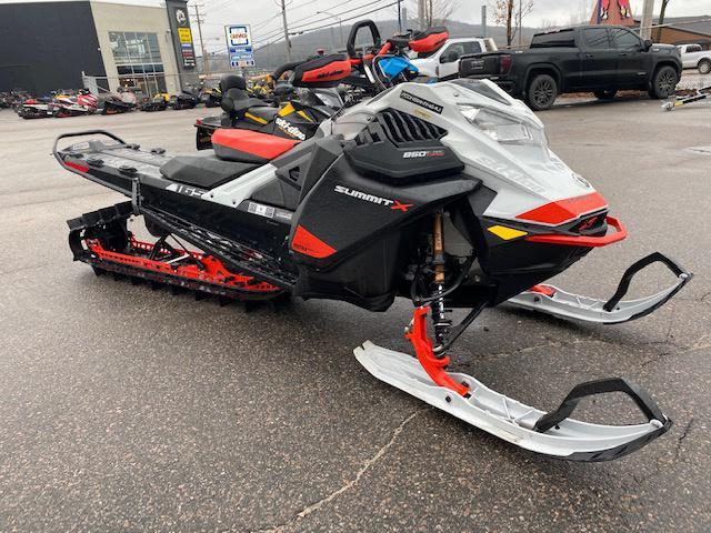 Ski-Doo Summit Expert 165 SHOT Turbo Stage 1 180 HP 2021