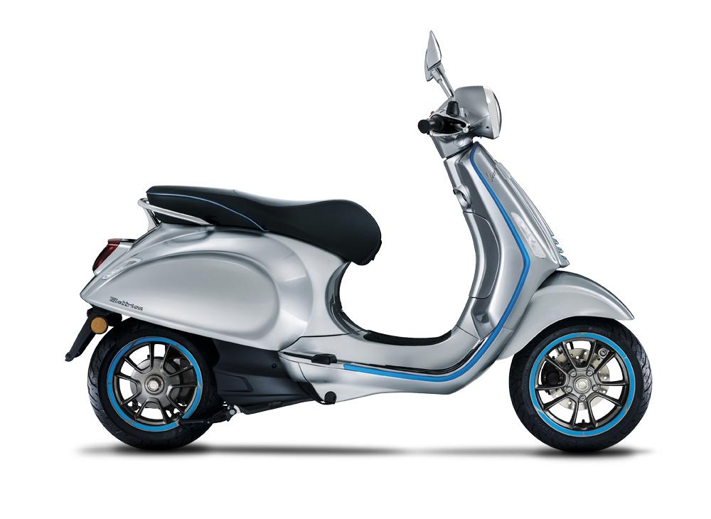 2020 Vespa Elettrica Vespa Permis de voiture
