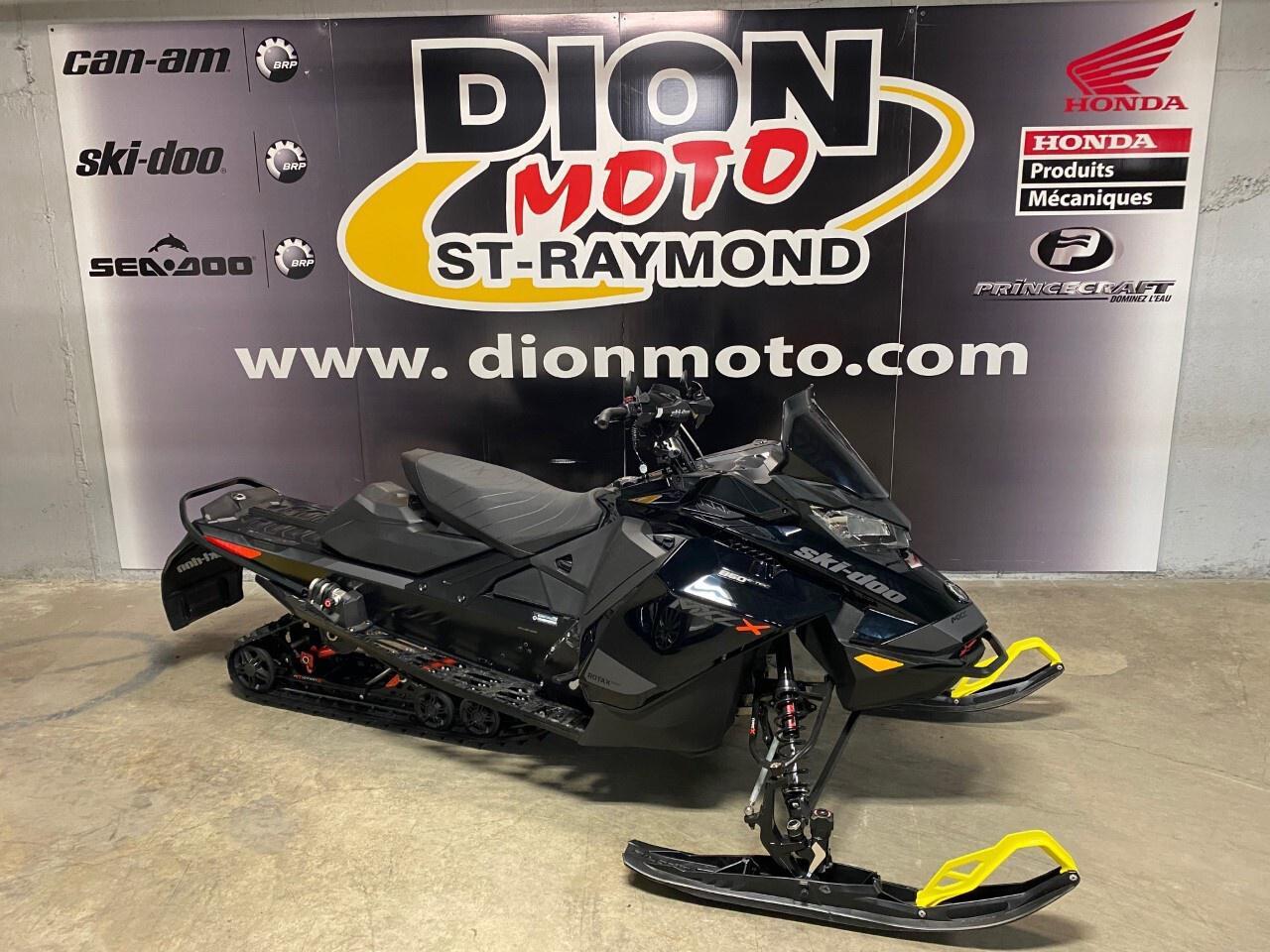 Ski-Doo MXZ X 850 E-TEC 2021