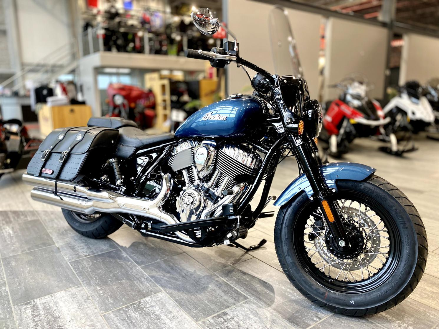 Indian Motorcycle SUPER CHIEF LIMITED ABS 2021
