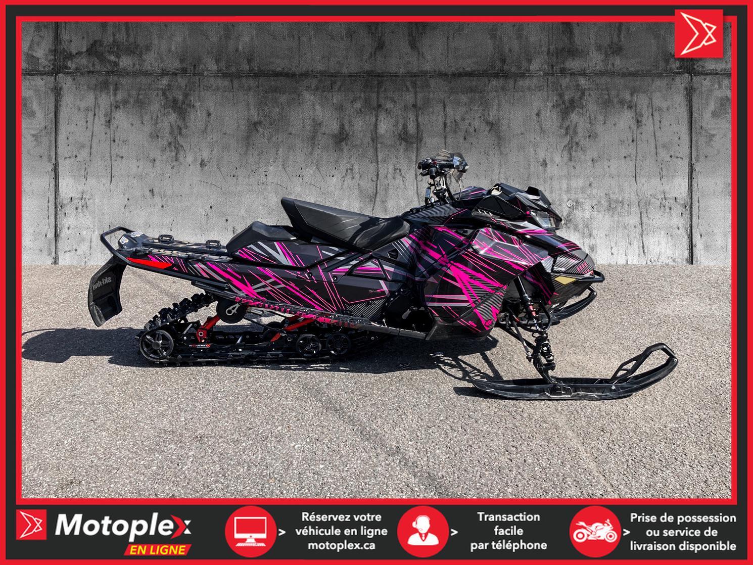 2021 Ski-Doo RENEGADE 850 X - 59$/semaine