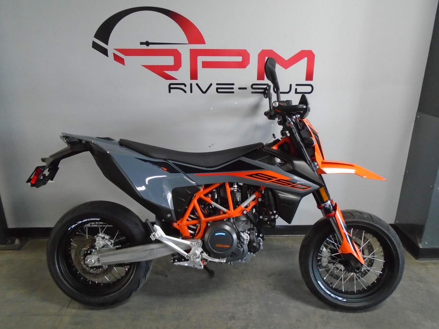 2021 KTM 690 SMC R DEMO